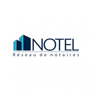 Nôtel est un groupement d'intérêt économique, ayant pour activité de promouvoir, le réseau des notaires de France auprès du secteur de l'industrie hôtelière.